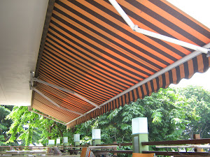 awning gulung ma4    08151627552  ( KARSUDI )