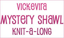 Vickeviras Mystery Shawl KAL