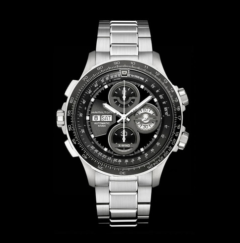 HAMILTON KHAKI AVIATION X-WIND LIMITED EDITION