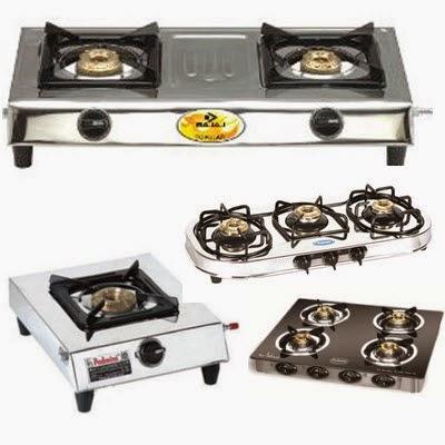 Buy Kitchen Appliances- Gas Stoves Extra 35% cashback, 40% cashback on Rs. 2500 Paytm: Buytoearn