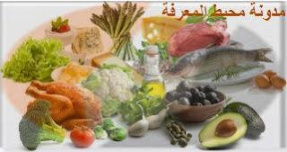النظام الغذائي السليم والمتوازن
