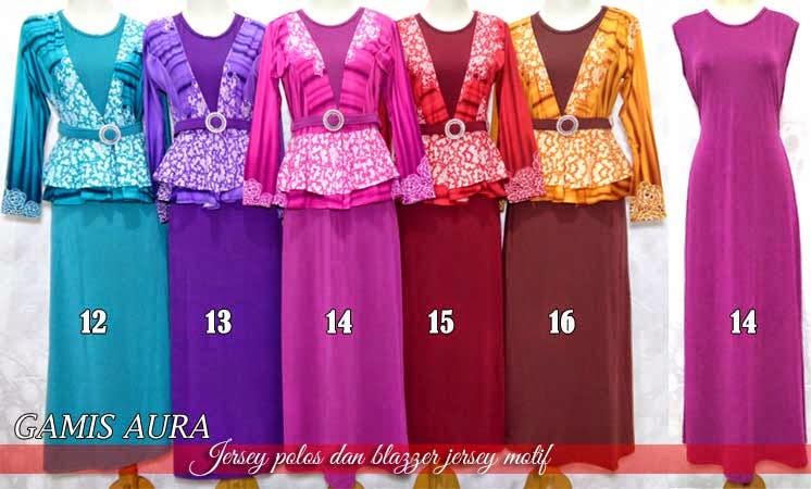 Grosir Baju Muslim Jilbab Syar I Gamis Murah Batik