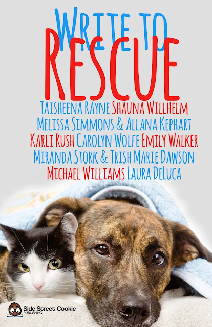 Write to Rescue Anthology