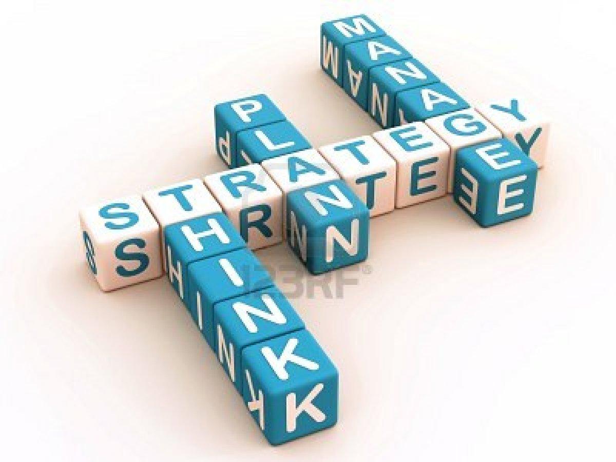 Что такое стратегия в экономике 18 фотография