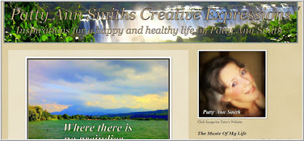 Creative Expressions from Patty Ann Smith