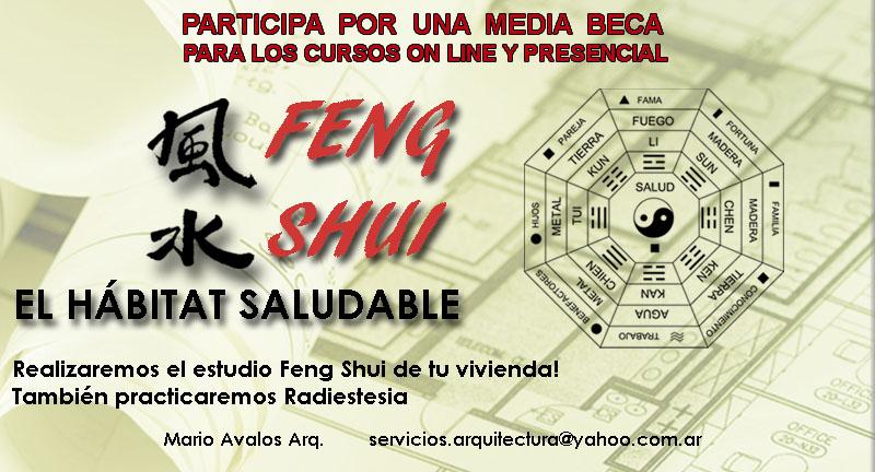 Arquitectura y feng shui participa por una media beca - Arquitectura feng shui ...