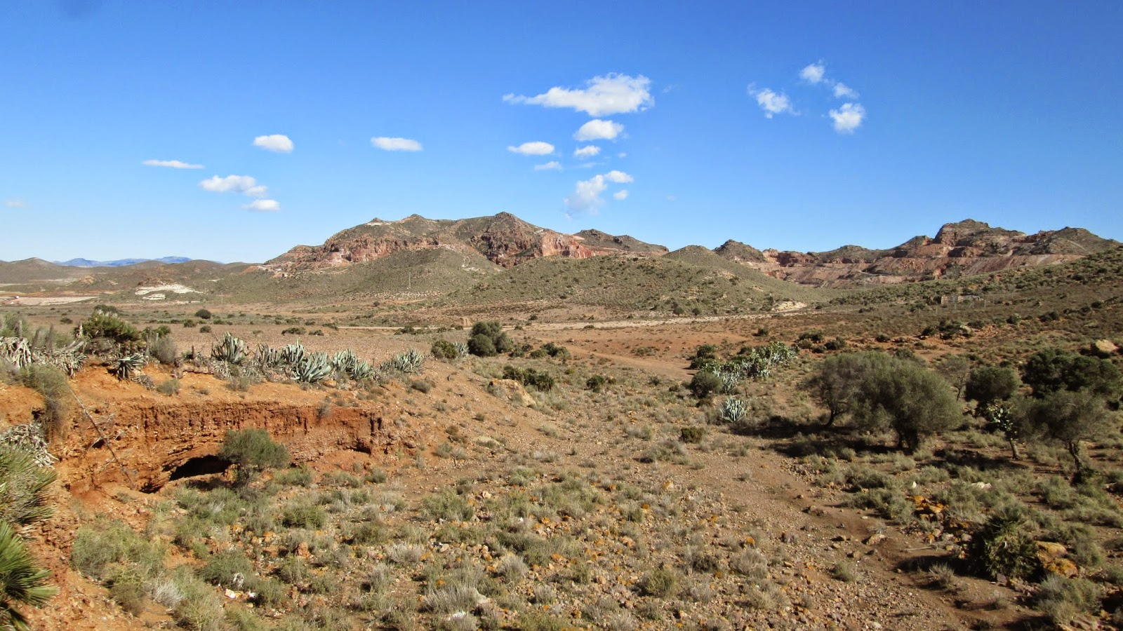 Mines at Rodalquilar