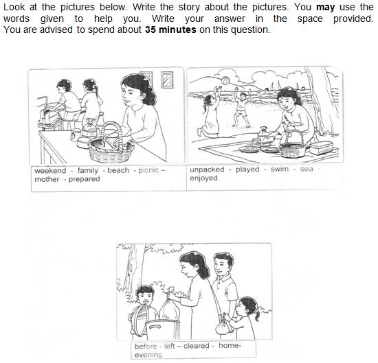 Bi Upsr Selangkah Menuju Kecemerlangan Section C Practice 12