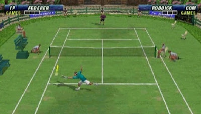 Sega ir mostrar na CES Virtua Tennis para Android