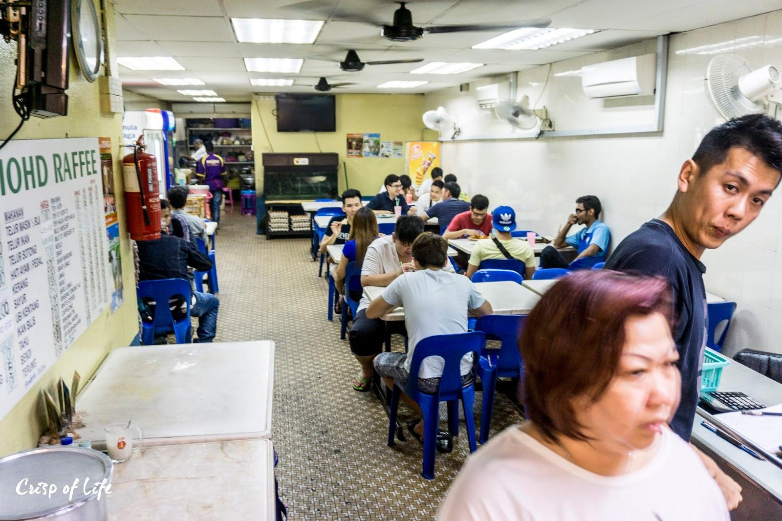 Mohamed Raffee Restaurant, Pulau Tikus