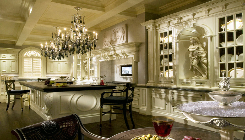 Large Luxury Kitchen Designs