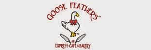Goose Feathers Cafe Franchise