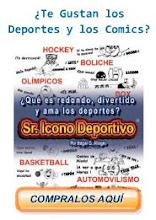 ¿Te Gustan los Deportes y los Comics?