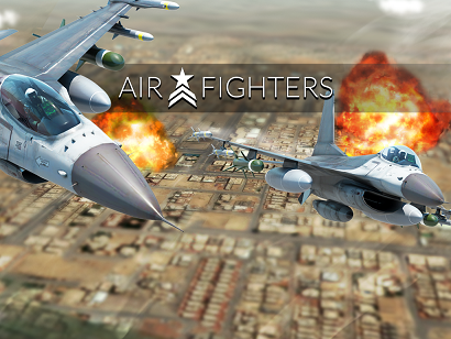 Air Fighting Pro Game For Android