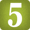 Five Things Badge