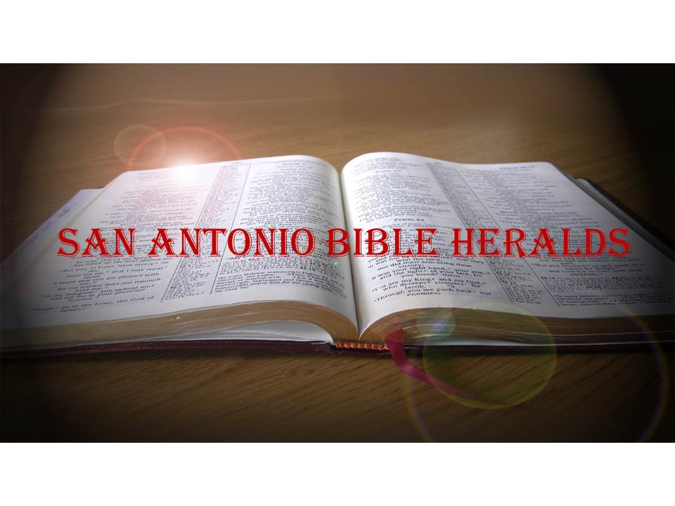 San Antonio Bible Heralds