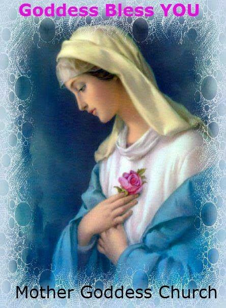 Goddess Bless You
