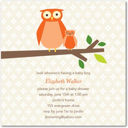 Autumn Baby Shower Invitations5
