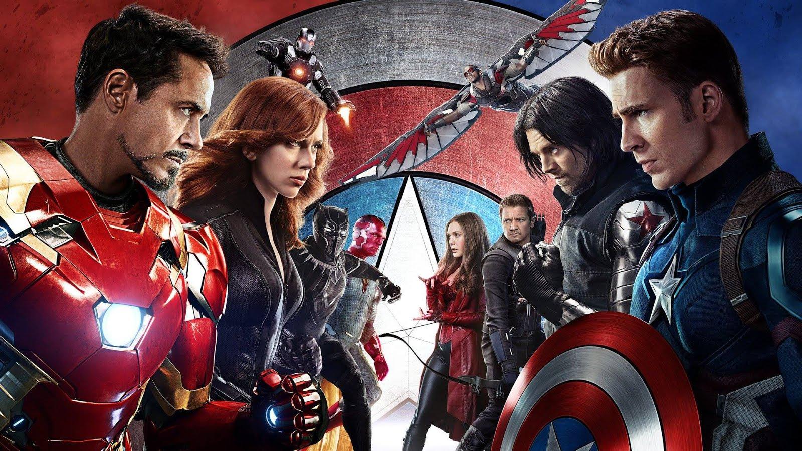 The MCU Roundtable  Captain America  Civil War Ant-Man 2ec98988f
