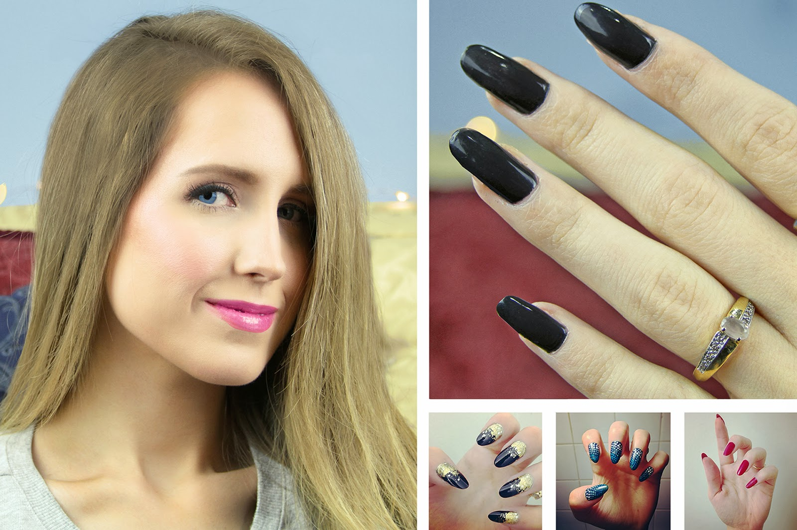 How to Grow Your Nails Long and Fast