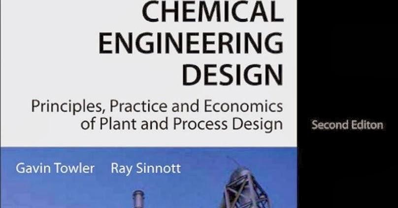 Gavin Towler Ray Sinnott Chemical Engineering Design Ucla