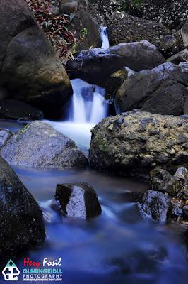 air terjun di gunungkidul