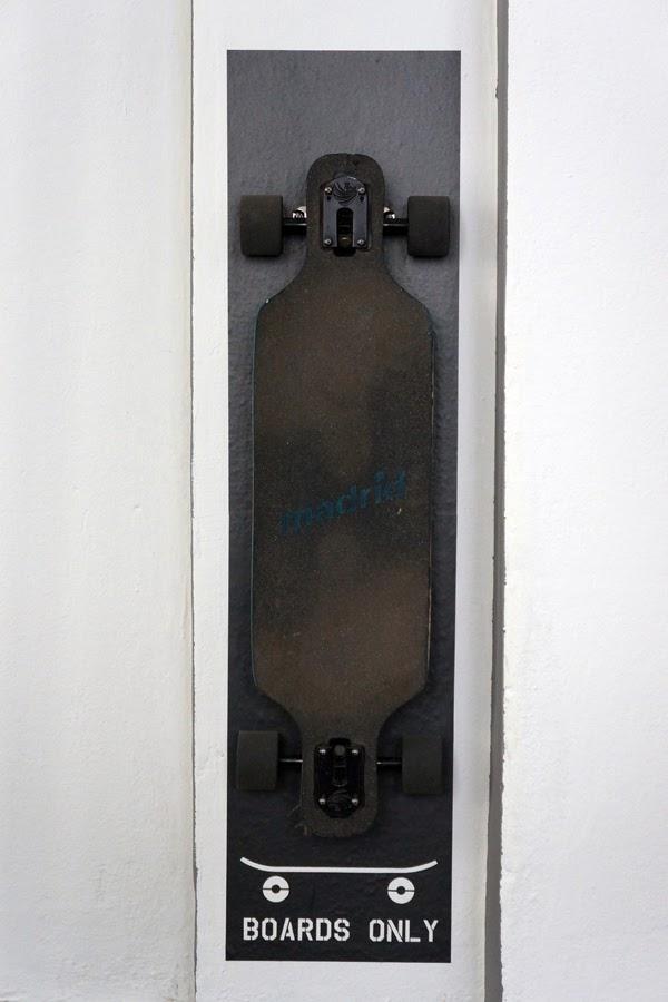Falko's long board