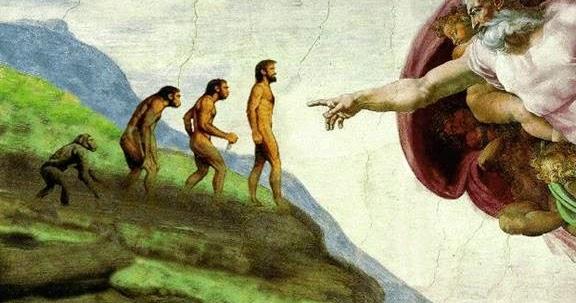 Nati per credere - Evoluzionismo