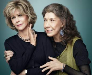 Currently on Netflix...Grace and Frankie