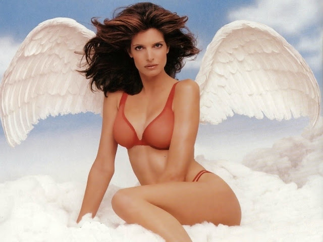 American Actress and Model Stephanie Seymour