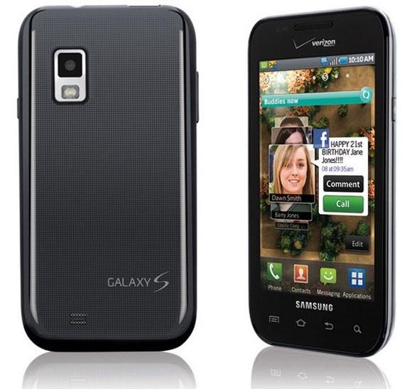 Samsung Galaxy S Fascinate