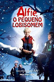 Alfie, O Pequeno Lobisomen - DVDRip Dublado