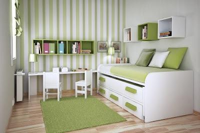 Ideas de decoraci n de peque os dormitorios para ni os - Decoracion dormitorios infantiles pequenos ...