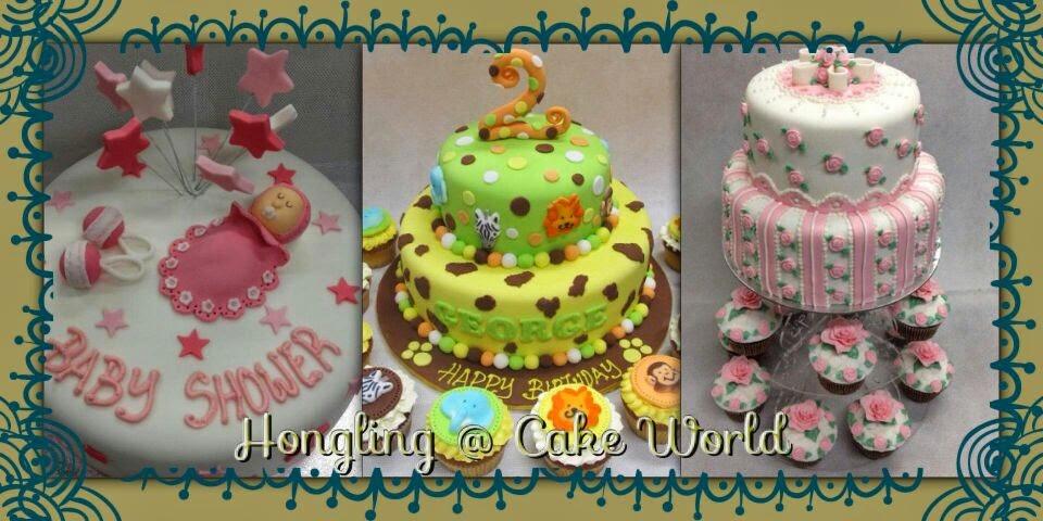 HonglingCakeWorld 我的蛋糕世界