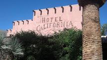 California Hotel Palm Springs CA