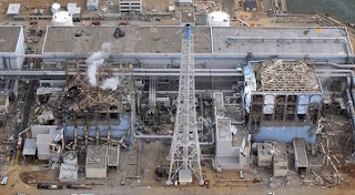 Tepco Use Robot for Nuclear Power Plant Radiation Measurement