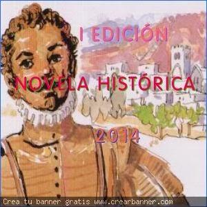 I Edición reto novela histórica.