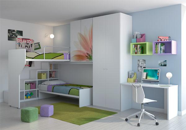 Bonetti camerette bonetti bedrooms immagini camerette per due bambini - Immagini camerette bambini ...