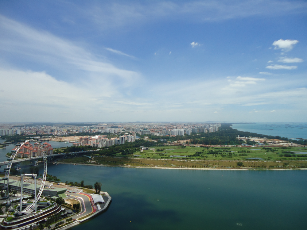 East Coast Parkway Singapore