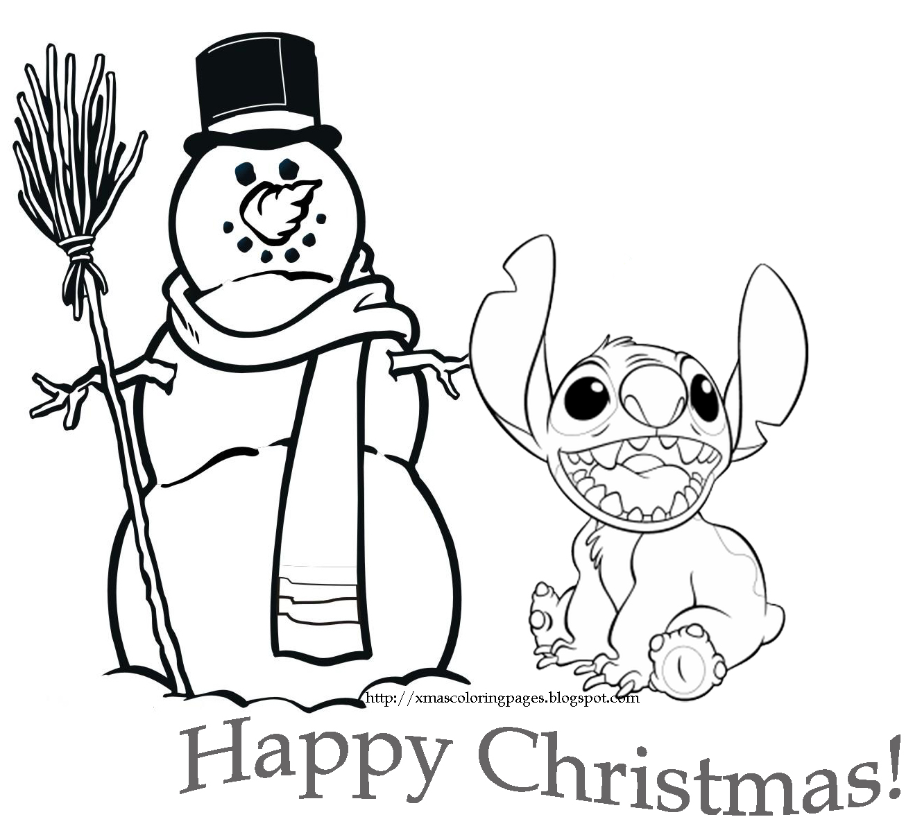colouring book sheetlilo and stitch disney christmas coloring page lets coloring