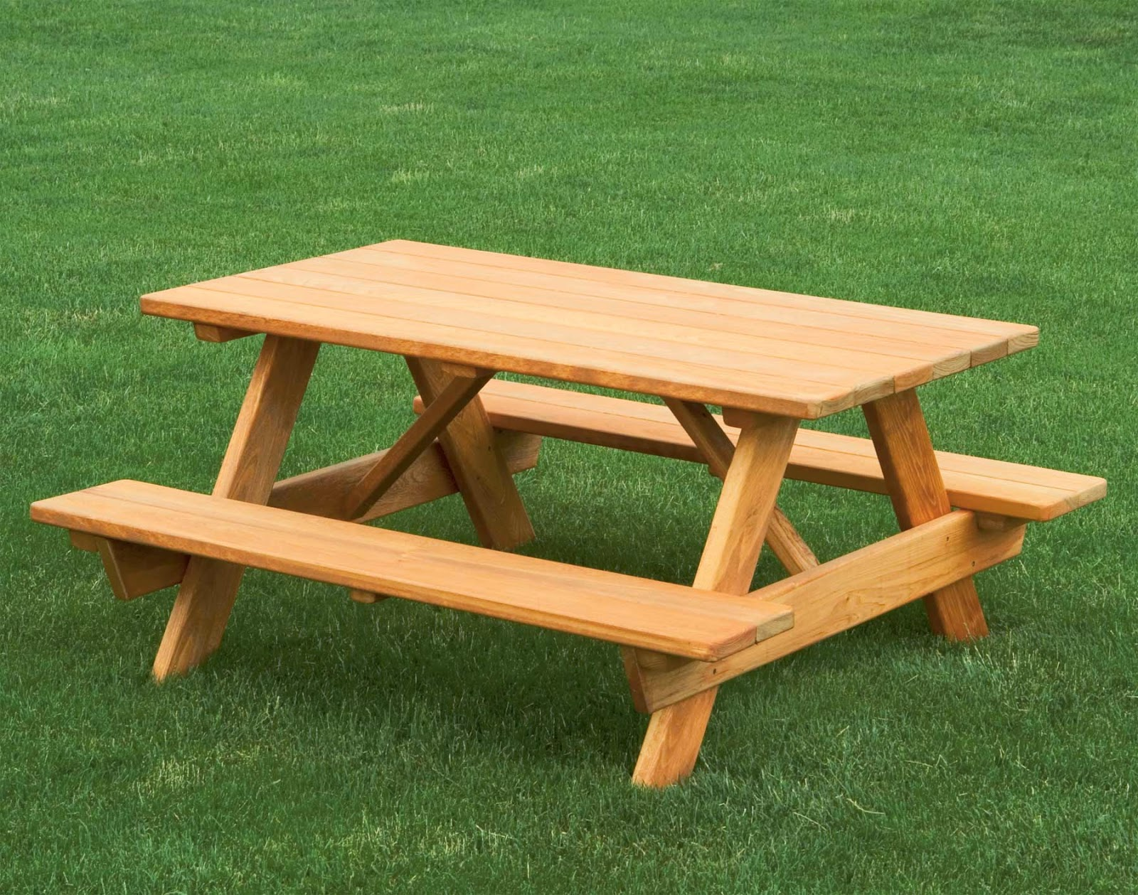 Woodworking Plans Reviewed: How To Build A Picnic Table   Step By Step Guide