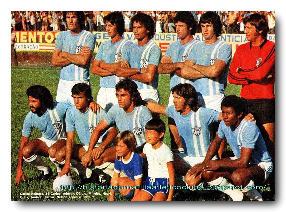 Marília Atlético Clube - M.A.C