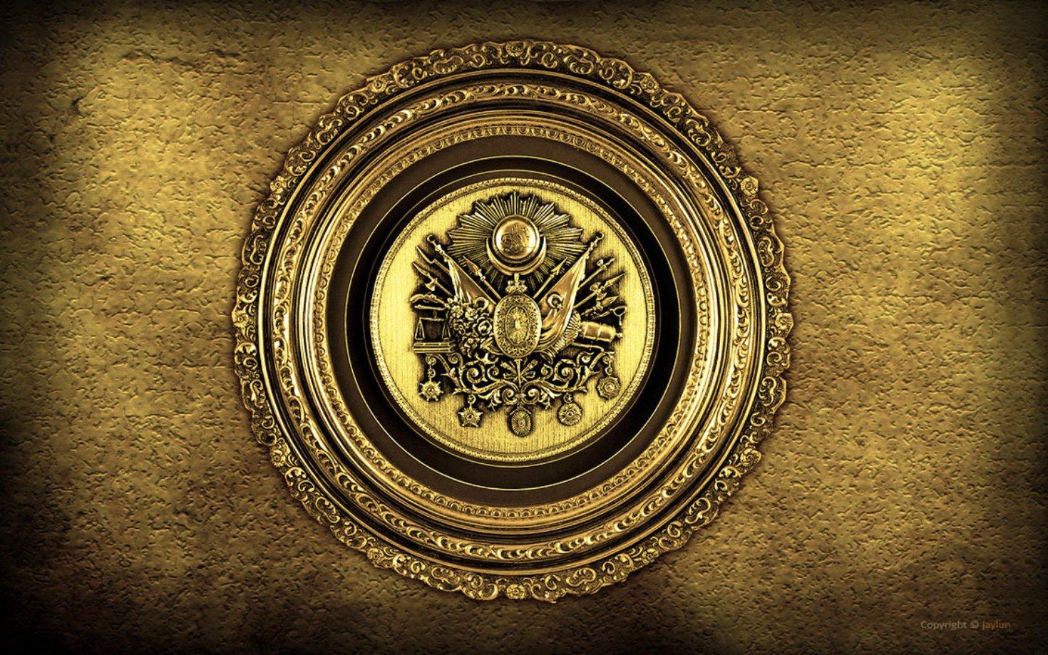 Osmanl   Devlet Armas   ResimleriOttoman Empire Symbol