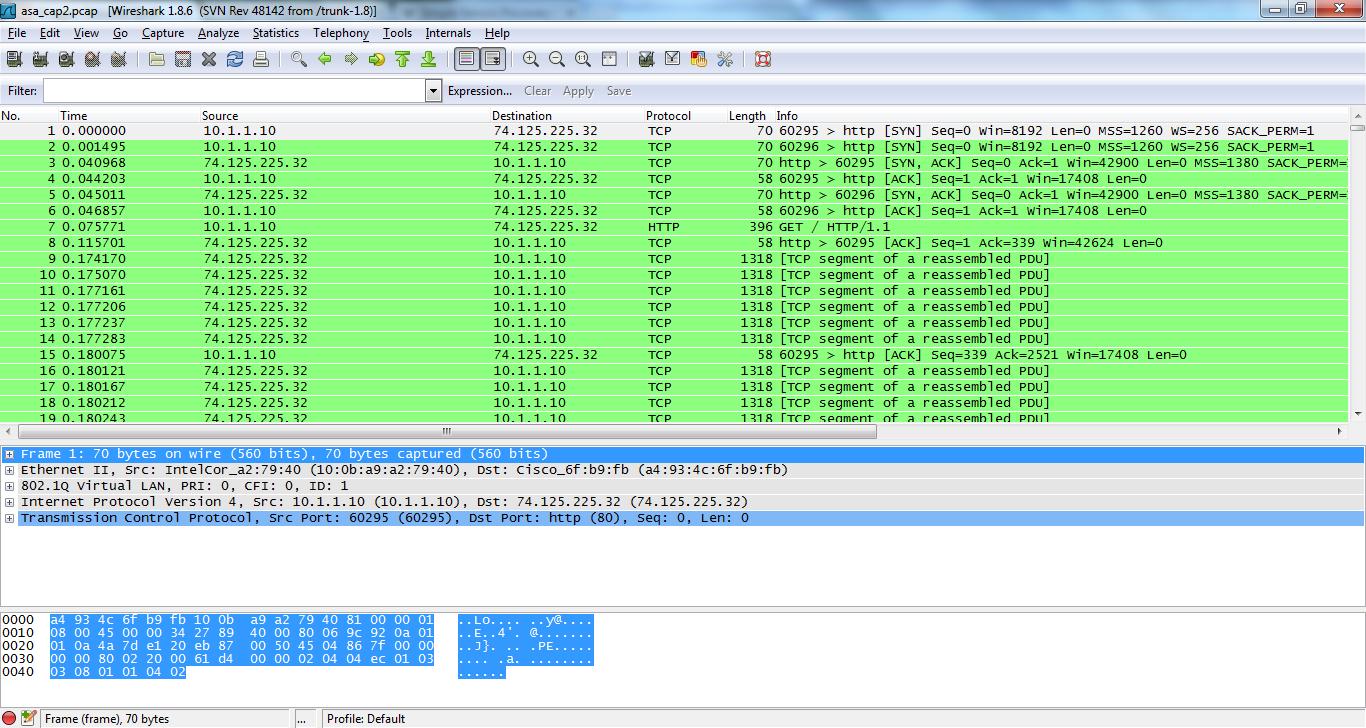 cisco asdm packet tracer ip protocol