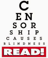 Censorship causes blindness. READ!
