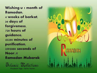 Ramdhan Month Wishes