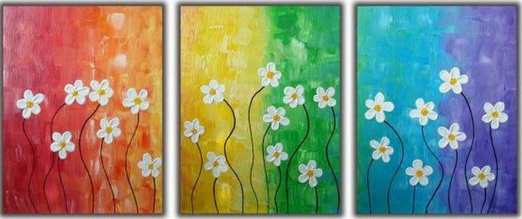 Pintura moderna y fotograf a art stica 24 cuadros - Plantillas para cuadros modernos ...