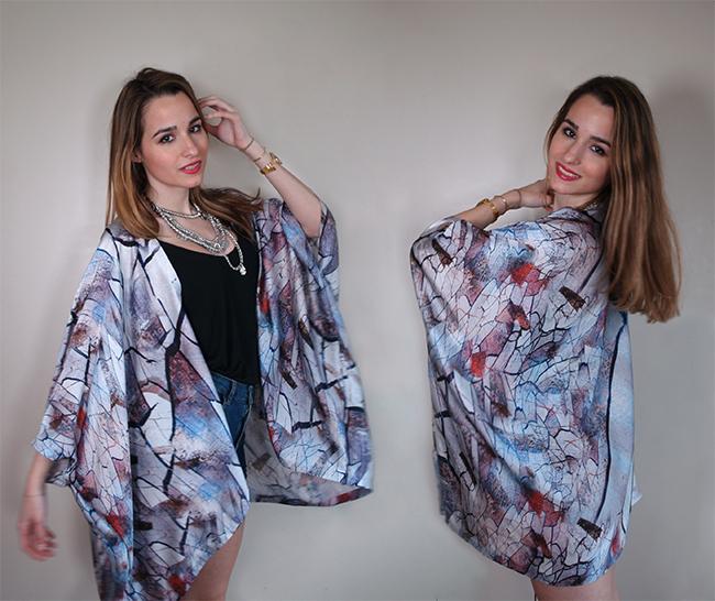 Diy c mo hacer un kimono sin coser dare to diy - Sylvia dare to diy ...