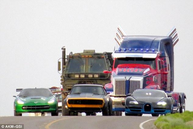 Transformers News: New TF4 Photos Show New Autobots