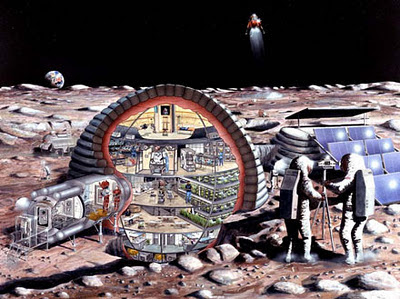 Lunar Base by 2020